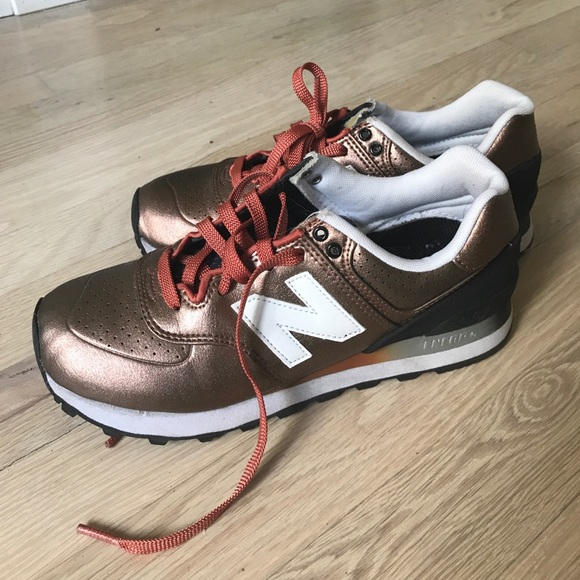 finest selection a1c26 a0ab5 New Balance 574 Copper